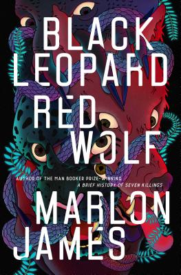BLACK LEOPARD RED WOLF BOOK COVER