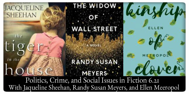 author trio June 21 odyssey bookshop 7:00pm
