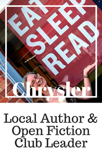 Chrysler Local Author & Open Fiction Club Leader