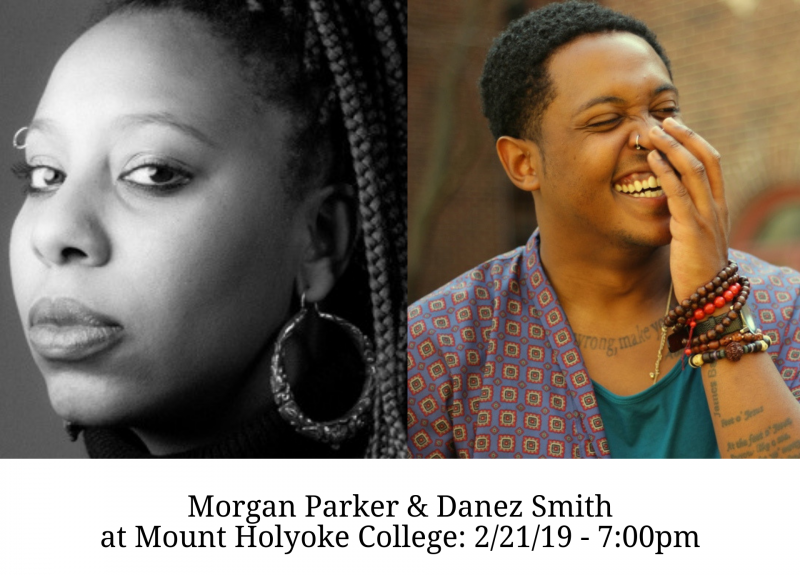 MORGAN PARKER AND DANEZ SMITH AT MHC