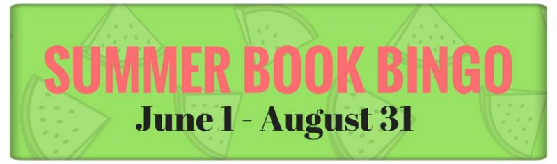 Summer Book Bingo June 1st - August 31st