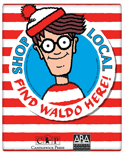 shop local - find waldo here! - click for where's waldo game details