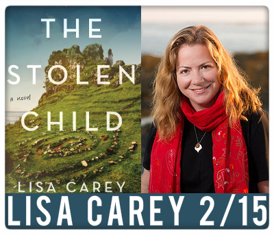 Lisa Carey, The Stolen Child, February 15th