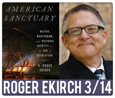 roger ekirch, american sanctuary, 3/14