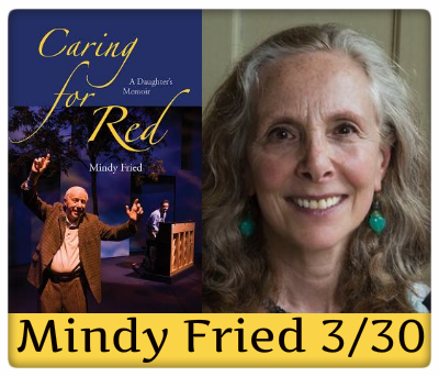 mindy fried, caring for red, 3/30
