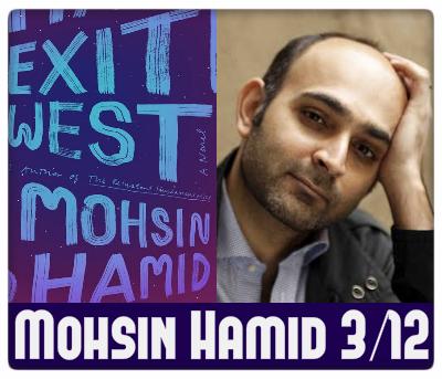 Mohsin Hamid, Exit West, 3/12
