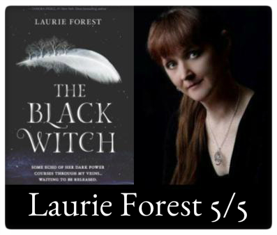 Laurie Forest, The Black Witch, May 5, 7:00pm at The Odyssey