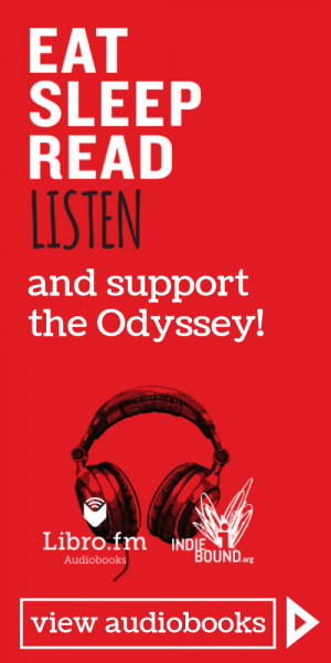 EAT SLEEP READ LISTEN AND SUPPORT THE ODYSSEY LIBRO.FM VIEW AUDIOBOOKS