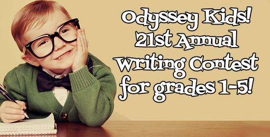 Writing Contest 2014